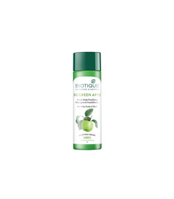BIOTIQUE Green apple Shampoo  - 120ml