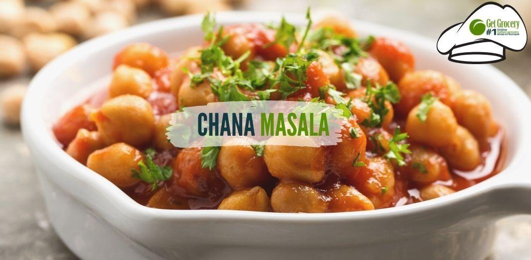 Indian Chana Masala