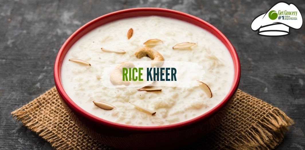 Kheer / Milch Rice