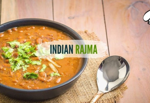 Authentic Indian Rajma/kidney beans