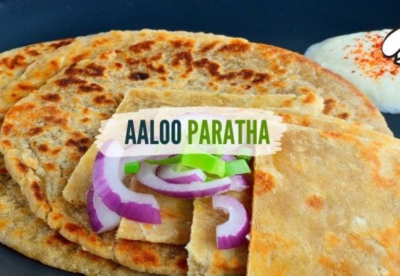 Aaloo Paratha with a twist
